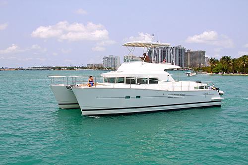 43' Rendevous Boat Catamaran