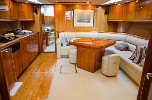 68' Sunseeker Salon
