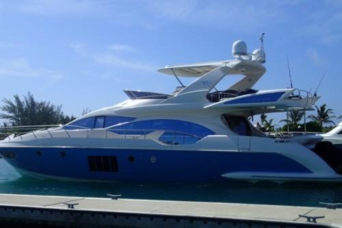 70' Azimut Yacht Miami Beach Marina