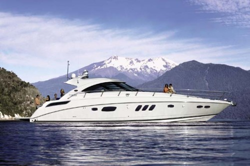 54' Sea Ray Yacht