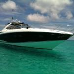 50' Sunseeker Yacht Exterior