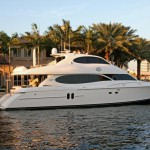 80' Lazzara yacht Profile