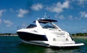 50' Sunseeker Boat Profile