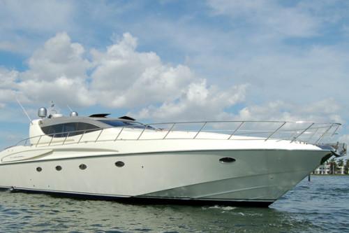 72' Riva Yacht