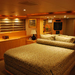 SL Party Boat Master Stateroom