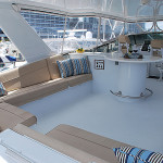 SL Party Boat Flybridge
