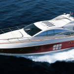 68' Azimut Arial View 2