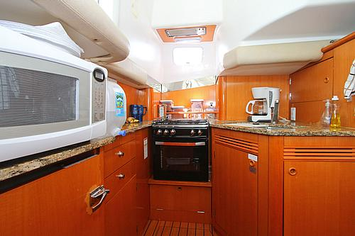 43' Rendevous Boay Galley