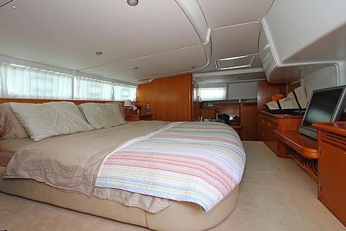 43' Rendevous Boat Master Cabin