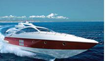 55 Prestige at Sea Featured