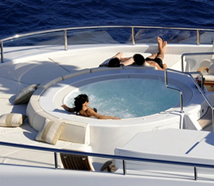Yacht Hot Tub Featured