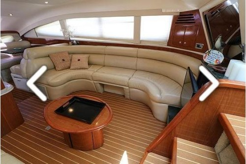 50 Sea Ray Salon Miami Boat Charter