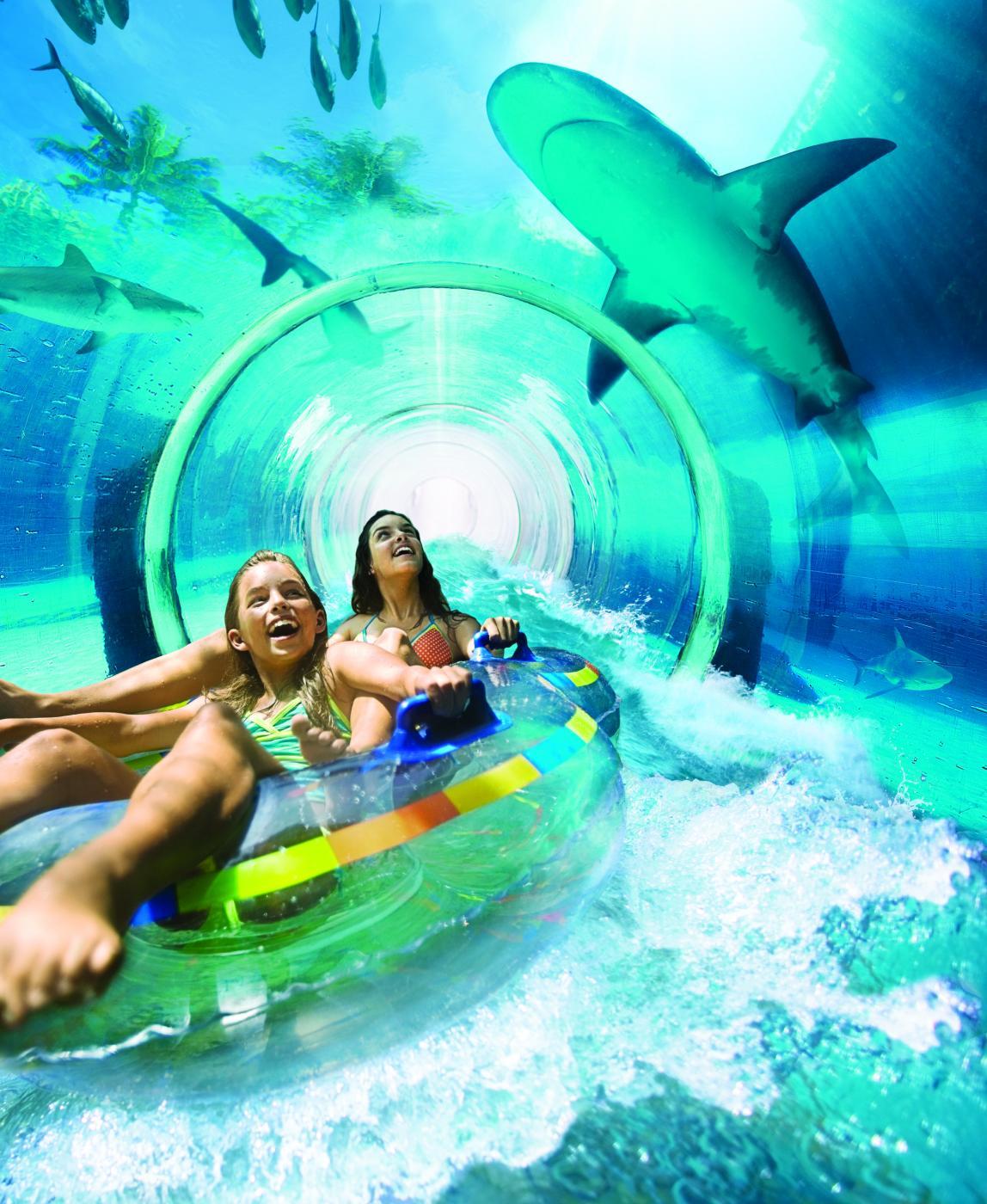 Atlantis Water Slide