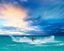 FREE Jet Ski on Boat Charter in Miami