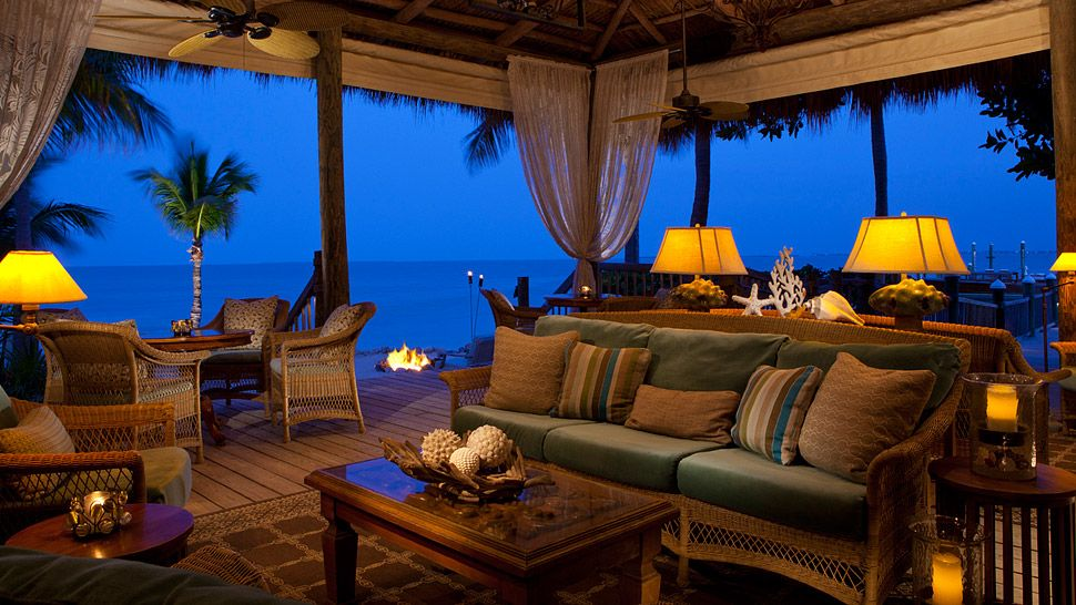 Little Palm Island Resort Guest room
