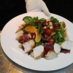 Gourmet Food Sample - Mandarin Chicken Salad