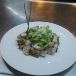 Gourmet Food Sample - Chicken Caesar Salad