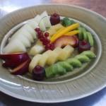 Gourmet Food Sample - Fruit Plate