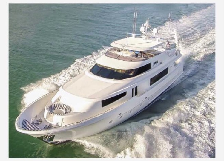 Shusterman of Miami Boat Charters