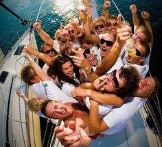 luxury yacht rental party